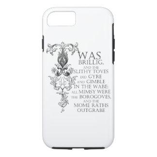 Alice In Wonderland Jabberwocky iPhone 8/7 Case