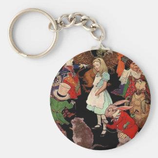 Alice_in_Wonderland Keychain