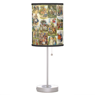 Alice in Wonderland Lamp