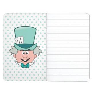 Alice in Wonderland | Mad Hatter Emoji Journal