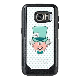 Alice in Wonderland | Mad Hatter Emoji OtterBox Samsung Galaxy S7 Case