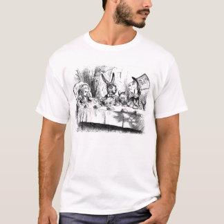 Alice in Wonderland Mad Tea Party T Shirt