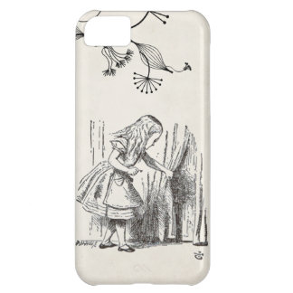 alice in wonderland old paper background iPhone 5C covers