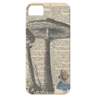 Alice in Wonderland phone case