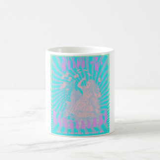 Alice In Wonderland - Psychedelic Curious Dream Coffee Mug