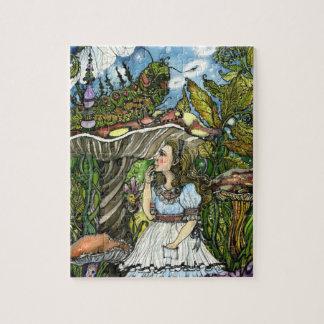 Alice In Wonderland Puzzle