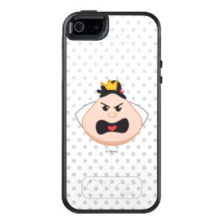 Alice in Wonderland | Queen of Hearts Emoji OtterBox iPhone 5/5s/SE Case