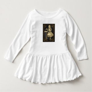 Alice in Wonderland Shirt girls birthday gift