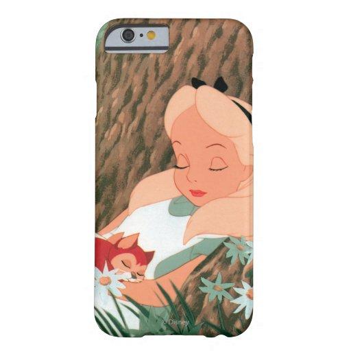Alice in Wonderland Sleeping iPhone 6 Case