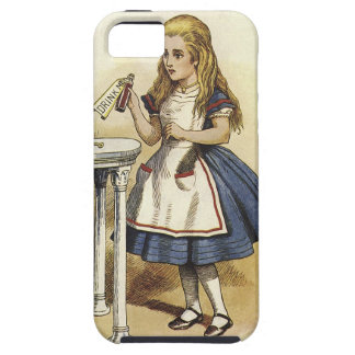 Alice in wonderland smart phone tough case