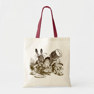 Alice in Wonderland T-shirts & Gifts. Tote Bag