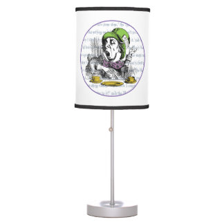 Alice in Wonderland Table Lamp