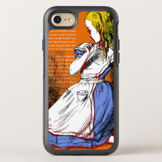 +{ Alice in Wonderland }+{ Tall Alice }+ OtterBox Symmetry iPhone 8/7 Case
