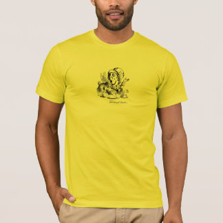 Alice in Wonderland Tea Party T-Shirt
