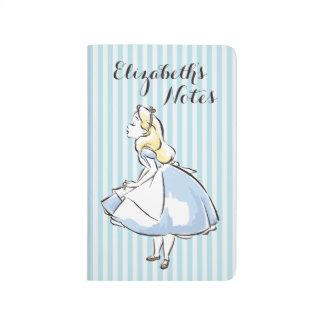 Alice in Wonderland   This Way to Wonderland Journal