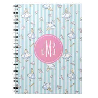 Alice in Wonderland | This Way to Wonderland Notebooks