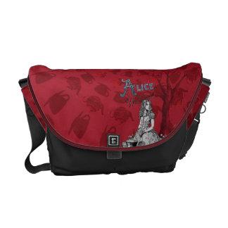 Alice in Wonderland - Tim Burton Messenger Bag