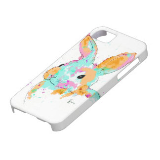 Alice in Wonderland water colour designs iPhone 5 Cover