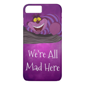 Alice in Wonderland- We're All Mad Here iPhone 8 Plus/7 Plus Case