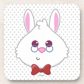 Alice in Wonderland | White Rabbit Emoji Coasters