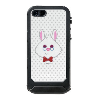 Alice in Wonderland | White Rabbit Emoji Incipio ATLAS ID™ iPhone 5 Case