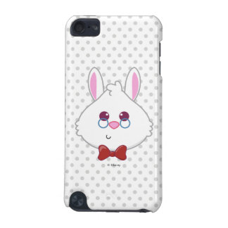 Alice in Wonderland | White Rabbit Emoji iPod Touch (5th Generation) Cases