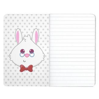 Alice in Wonderland | White Rabbit Emoji Journal