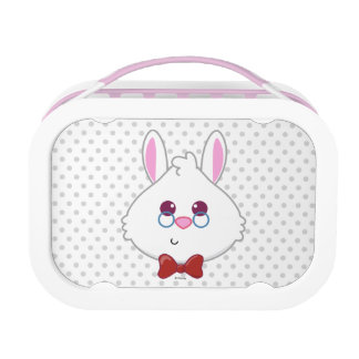 Alice in Wonderland | White Rabbit Emoji Lunchbox