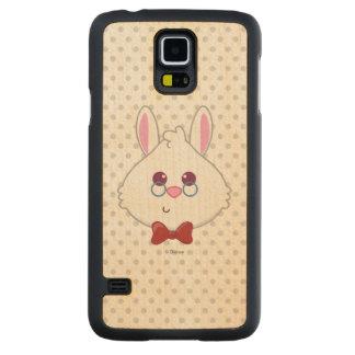 Alice in Wonderland | White Rabbit Emoji Maple Galaxy S5 Case