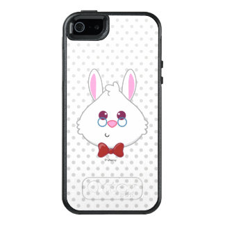 Alice in Wonderland | White Rabbit Emoji OtterBox iPhone 5/5s/SE Case