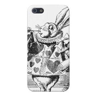 Alice In Wonderland White Rabbit Iphone Case