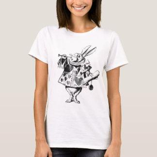 Alice In Wonderland - White Rabbit T-Shirt