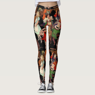 Alice in Wonderland Women's Leggings