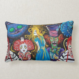Alice in Zombieland Pillows