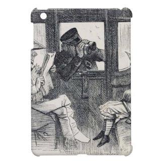 Alice on the Train Case For The iPad Mini
