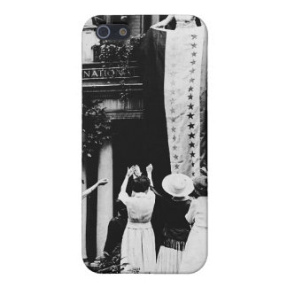 Alice Paul Suffrage Victory iPhone 5 Covers
