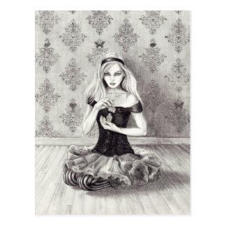 Alice - Postcard