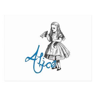 Alice Postcard