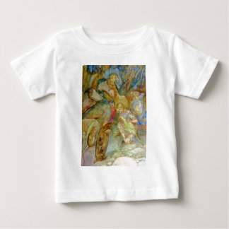 ALICE PREPARES TO JOIN THE CAUCUS RACE BABY T-Shirt