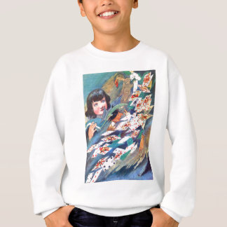 "Alice Shouts, ""You're All Just A Bunch of Cards!"" Sweatshirt"