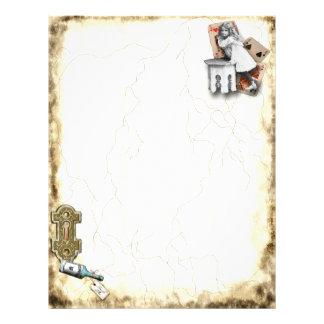 Alice stationary letterhead