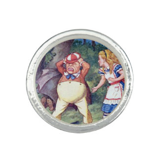 Alice & the Angry Tweedle Rings