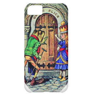 Alice & the Frog iPhone 5C Covers