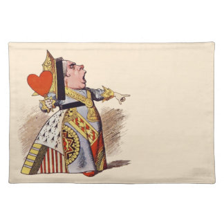 Alice - The Queen Of Heart - Placemat
