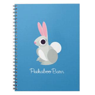 Alice the Rabbit Notebook