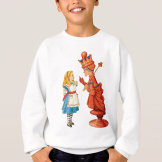 Alice & The Red Queen Sweatshirt