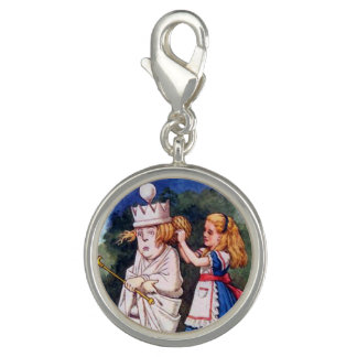 Alice & the White Queen Photo Charms