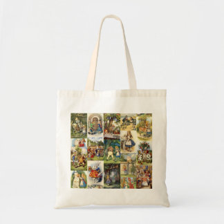 Alice Through the Looking Glass Budget Tote