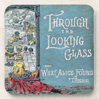 Alice Through The Looking Glass Coaster