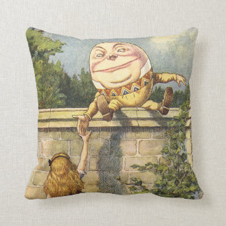 Alice through the looking glass pillow pals